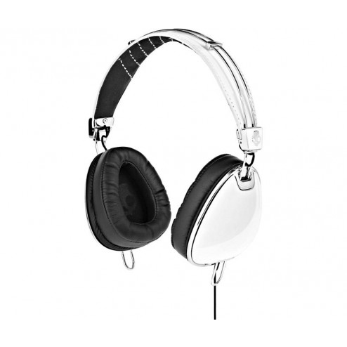 Cascos Aviator White Skullcandy