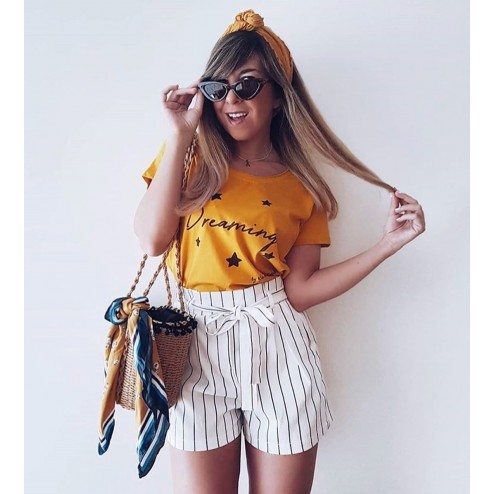 camiseta moda mujer dreaming