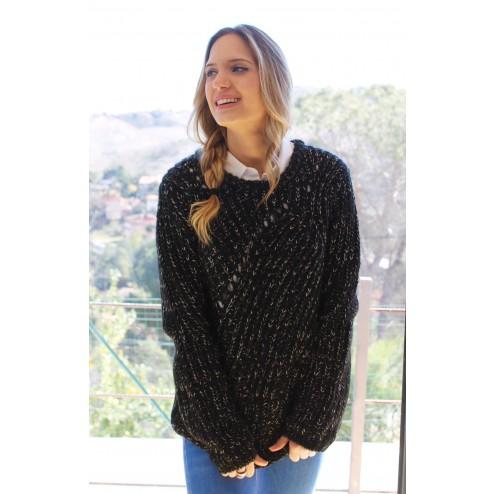 jersey negro de ichi