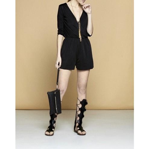 mujer moda verano online black