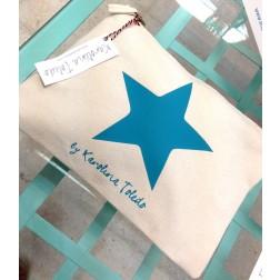 Bolso Star Azul