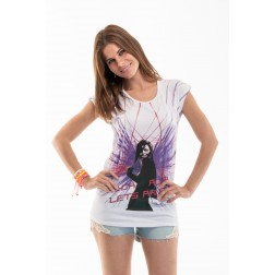 Camiseta Lets Rave de Gio-Goi