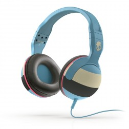 Cascos Hesh Surf Stripe Blue Cream de Skullcandy