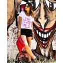 camiseta karolina toledo moda mujer online lowcost