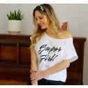 camiseta super girl casual style imodashop