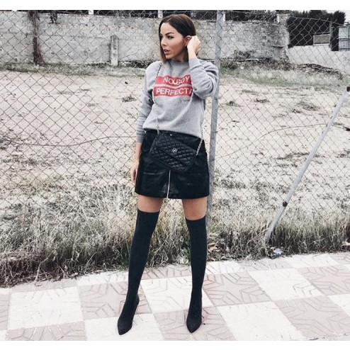 sudadera de mujer online no soy perfecta moda online y descuentos black friday