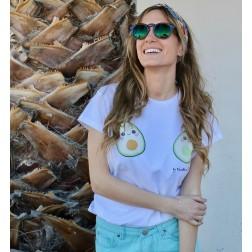 Camiseta Aguacates de Karolina Toledo
