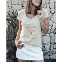 camiseta amarilla addicted to you karolina toledo