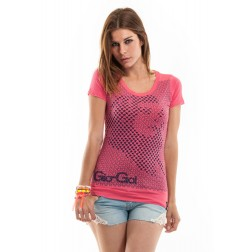 Camiseta Star Girl de Gio-Goi