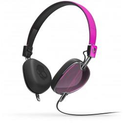 Cascos Navigator Hot Pink/ Black Skullcandy